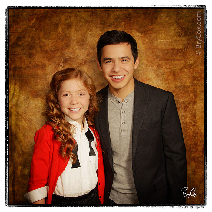 Lexi Walker David Archuleta